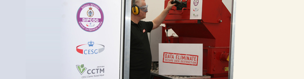 Data Eliminate Onsite London