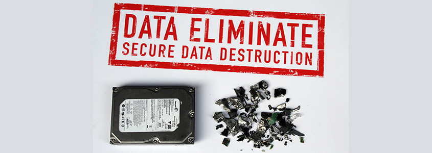 Data Destruction Secure Data Eliminate